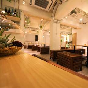 貸切&BBQグリル 渋谷ガーデンパティオの画像