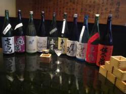 信州名酒 各種+16の辛口のお酒もございます。