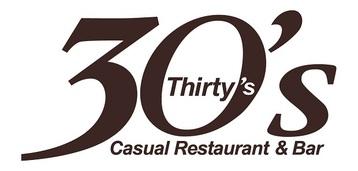 カジュアルレストラン&バル 30's