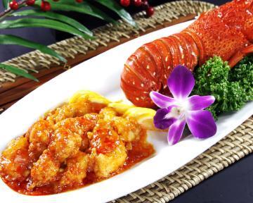 本格四川料理 蜀味苑の画像