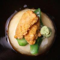 こだわりの和食宴会コースは 4500円よりご用意。