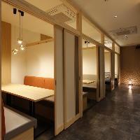 名古屋駅前2名様~完全個室OK♪和モダンな完全個室は予約必須♪