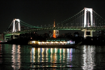 東京屋形船 船宿 あみ弁の画像