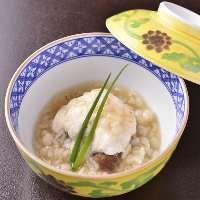 箱根山麓豚の角煮(知客茶家風)店主による創作料理です