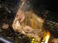 ボリューム満点!旨みを凝縮した鶏肉!