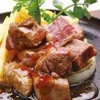 [極上] 牛カイノミサイコロステーキは絶品!SMLサイズから!