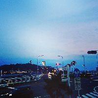 江ノ島目前のロケーションでオーシャンビュー。夜景自慢。