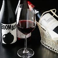 ソムリエが和食との相性を重視し厳選した各国のワイン