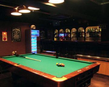 Shot Bar LUPAN