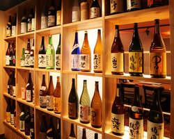 全国25都道府県30種類の日本酒が390円均一!!
