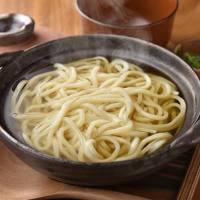 こだわりの究極のうどん 自家製讃岐直送麺&独自配合の出汁