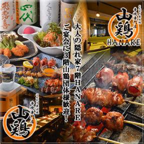 串焼き専門店 山鶏 HANARE