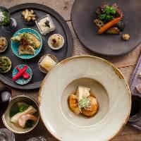 伝統的な日本料理を継承したシェフによる新しいオーガニック和食