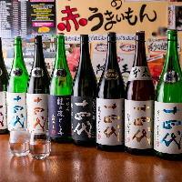 熊本の地酒・焼酎豊富にあります!通常流通してない限定酒も!