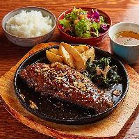 [ランチ] ライス・スープ付ランチ780円~とお手頃価格♪