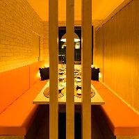 多摩センター駅徒歩1分!個室も完備しております。