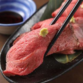全席個室 × 肉ずし食べ放題 9112(KUI‐IJI) 池袋店