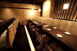 テーブル席(12名様まで)