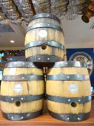 木樽の生ビールが飲めるのはG.G.C川崎店と蒲田店だけ!