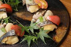 ■ 和食 ■ 旬の食材を使用した本格的な和食を!