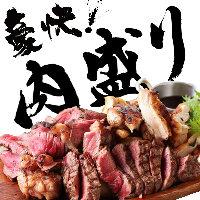 【炙り肉寿司】一口頬張れば舌の上でトロける逸品です!