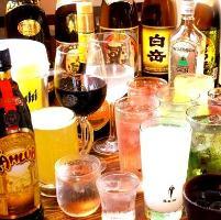 ●飲み放題多数あり!個室居酒屋 季作 渋谷店でゆったり宴会!