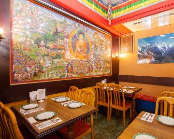 ネパール&チベット料理 レッサムフィリリの画像