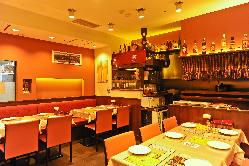 インドのBGM♪でごゆっくり お食事をお楽しみください!