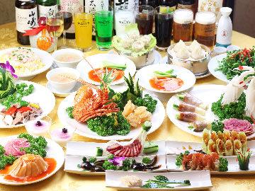 横浜中華街 彩り五色小籠包専門店 龍海飯店大通り店の画像