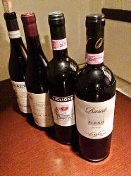 厳選された豊富なワイン達