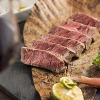 希少価値の高い「いわて短角牛」の極上フィレ肉を使用した炭火焼