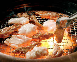 希少☆「鶏セセリ焼き」 プリプリのセセリを味わおう。