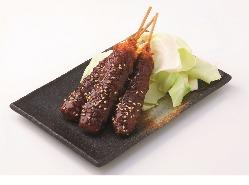 名古屋っ子が愛する、味噌串カツ