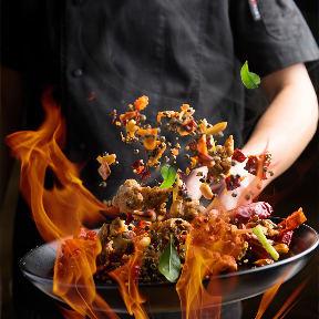 羊×牛特製タレ炭火焼 シルクロード 浜松町店
