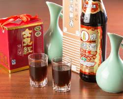 紹興酒や白酒など中華料理店ならではのお酒にも出会えます
