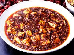 刺激的な辛さと香ばしい美味さの絶妙なバランス!「陳麻婆豆腐」