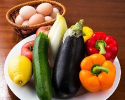 生産者が丹精込めて作った野菜を想いと一緒にお届けします♪