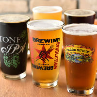 24種の世界のクラフトビールをお楽しみいただけます