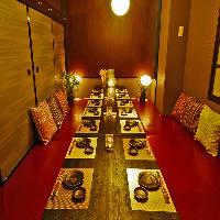 個室は最大50名様まで可能!貸切宴会や団体様の宴会に最適♪