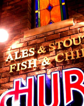 BRITISH PUB HUB 立川南口店の画像