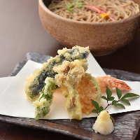 旬の食材を使用し、季節折々のお料理もご提供。