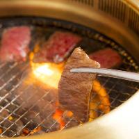 サッと炙れば肉の旨みが濃縮!