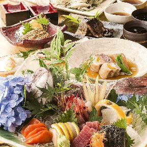 旬鮮魚と個室和食 膳屋 赤坂本店