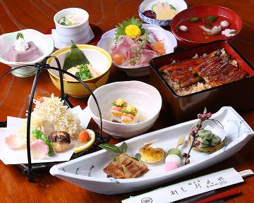 和食と名代うなぎの新見世