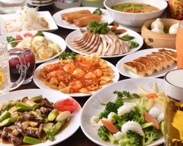 全品100種食べ放題と70種飲み放題 三三丸市場