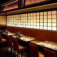 新宿での各種宴会に対応致します。ご利用お待ちしております。