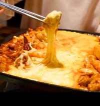 ボリューム満点 チーズタッカルビ