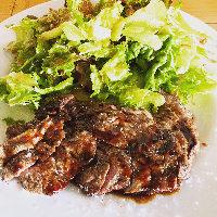 【ステーキ】牛 豚 鶏 味とコストパフォーマンスに自信ありです