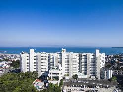 三浦海岸まで徒歩6~7分にあるリゾートホテルでお食事を楽しむ♪
