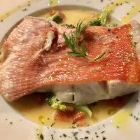 マグロの他にも美味しい魚料理をご用意しております!